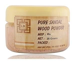 Little Bee Pure Sandal Wood Powder, 25g