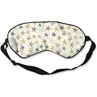 Artistic Starfish Seamless Art Sleep Eyes Masks - Comfortable Sleeping Mask Eye Cover For Travelling Night Noon... preisvergleich bei billige-tabletten.eu