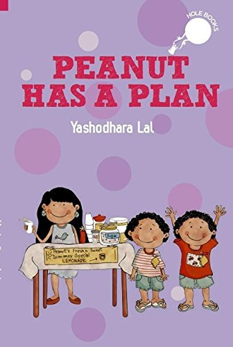 Peanut has a Plan (Hole Books)