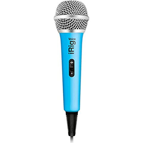 Micro The Voice - IK Multimedia iRig Voice Microphone à main