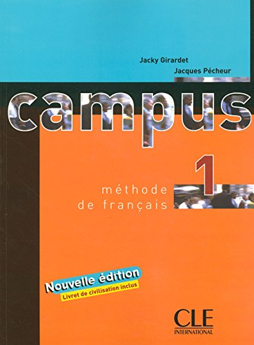 Ebook Pdf Campus 1 Livre D Elevecampus 1 Methode De
