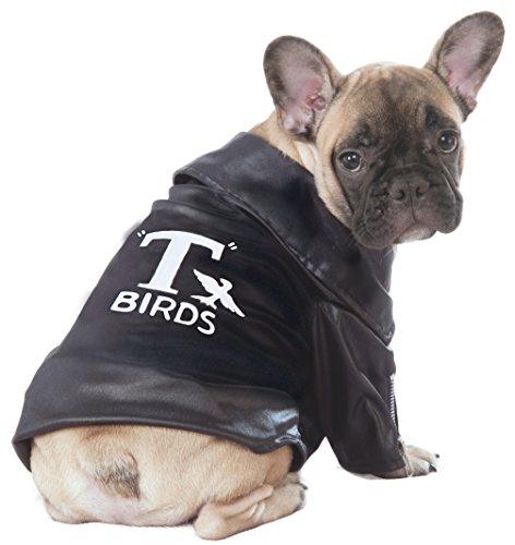 Rubie´s Fett 40. Jahrestag Pet T-Birds Jacke, mittel