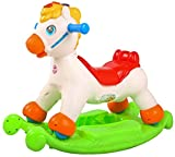 #4: Baybee Castor 2 in 1 Educational Rocking Horse with Music