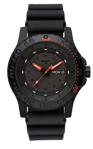 Traser Red Combat - Reloj