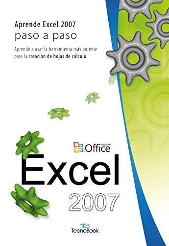Excel 2007 (Manuales tecnológicos