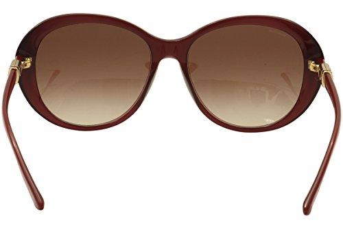Versace VE4324B C57 OPAL BURGUNDY/BRROWN SHADED