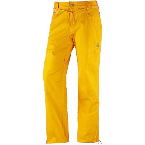 La Sportiva Herren Kletterhose Gelb