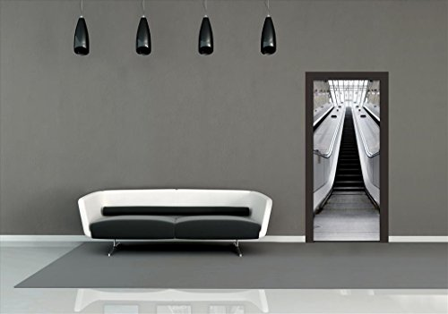 decorazione-per-porte-scala-mobile-maxi-sticker-da-parete-giant-wallpaper-scale