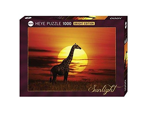 heye-29688-standardpuzzle-alex-bernasconi-sunlight-sunny-giraffe-1000-teile