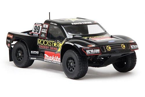 Preisvergleich Produktbild Team Associated AE9862 - SC10 09 Body, Rockstar-Makita, Fahrzeug