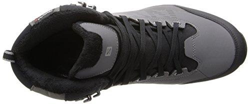 SALOMON - Chaussures Homme - KAIPO MID CS WP Noir Black