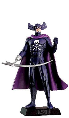 Eaglemoss Statue von Blei Marvel Figurine Collection Nº 131 Grim Reaper (Ohne Magazin) - Spielzeug Reaper Grim