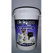 Leche maternizada para gatos KOLOMBO (Formato 500 gr)