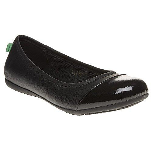 Kickers Verda Toe Infants Chaussures Noir