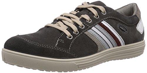 Jomos Herren Ariva Sneaker, Grau (blei/Platin/Medoc 889-2067), 42 EU -