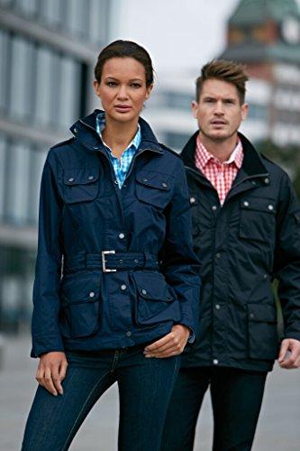 JAMES & NICHOLSON Veste ajustable a la taille Marine