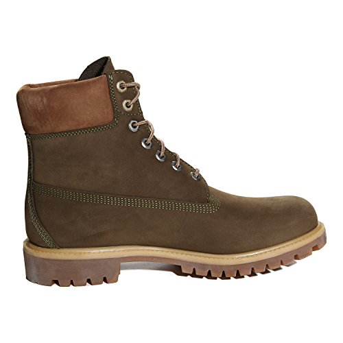 TIMBERLAND - Heritage Classic 6-Inch-Premium Waterproof Boot A17XP - olive Dark Oliv