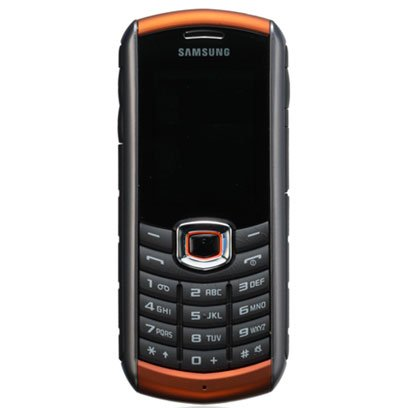 B2710 Samsung B2710 Handy (5,1 cm (2 Zoll) TFT-Farbdisplay, V2.1 Bluetooth, 36MB interne Speicher) schwarz/rot [T-Mobile-Branding]