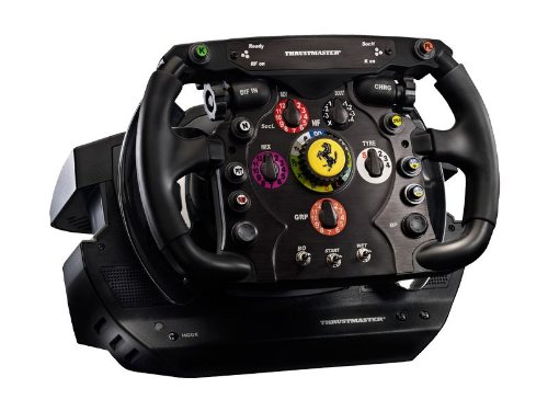 Thrustmaster Ferrari F1 Wheel Integral T500