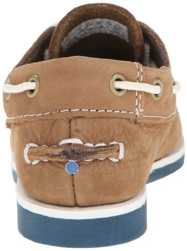 TIMBERLAND Nubuck  6875R  BROWN WITH BLUE  BROWN  Brown  1 UK