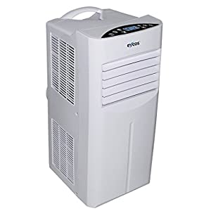 Eycos PAC2100AT Zimmer Klimagerät Klimaanlage Kompakt Standgerät 7000 BTU / 2.1 KW Energieklasse A