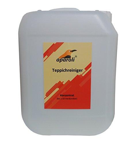 Aparoli Teppichreiniger, Konzentrat, 10 L, 343389