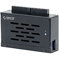 ORICO Mini IDE to SATA HDD Adapter Converter Metal Shielding Housing- Black (IS331)