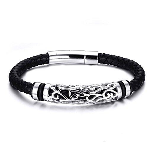 yc-top-intrecciato-a-mano-in-acciaio-inossidabile-cavo-in-pelle-uomini-braccialetto-al-polso