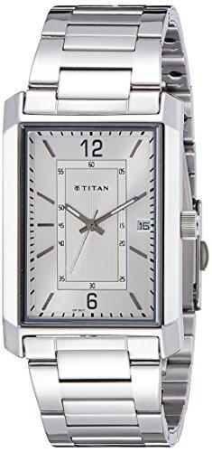 41qaHnaOWXL - Titan 1697SM01 Mens watch