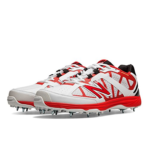 New-Balance-CK-10-AB-Cricket-Spikes-WhiteRed