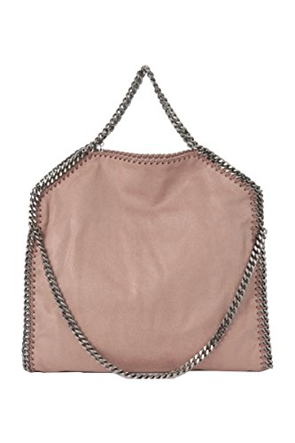 Stella-Mccartney-Womens-234387W91325702-Pink-Polyester-Handbag