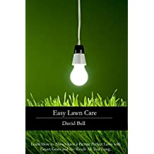 Easy Lawn Care (English Edition)