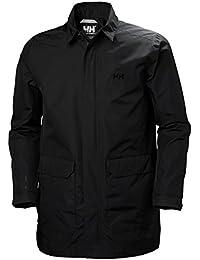 Helly 990 Dubliner negro Coat Manteau Hansen Homme Noir Large rv4UrqBw