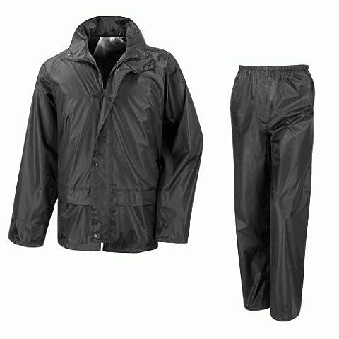 Veste De Pluie Moto - Ensemble pantalon et veste imperméables pour moto