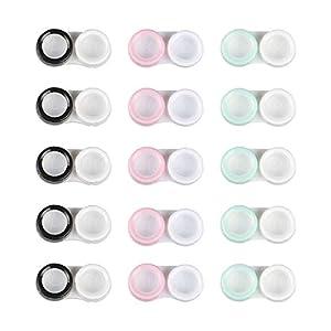 RGP Kolben für harte Kontaktlinsen, für weiche und harte Objektive, 4 Stück