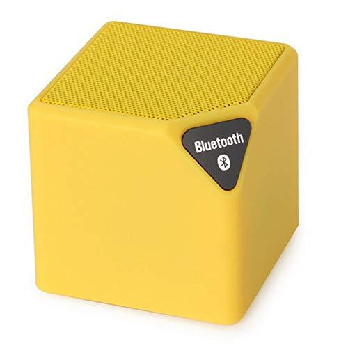 Bluetooth Wireless Speaker Mini Stereo Bass Gun Chip Chip LED Lámpara Puede...