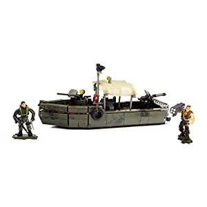 Call Of Duty – Mega Bloks Riverboat Raid