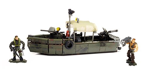 Call Of Duty – Mega Bloks Riverboat Raid