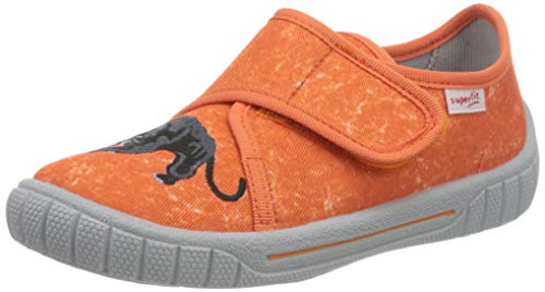 Superfit Jungen Bill Niedrige Hausschuhe, Orange (Orange 65), 31 EU