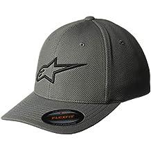 Alpinestar Ageless Mock Mesh Hat Gorra Flexfit en Malla Frontal técnica con Logo, Hombre,