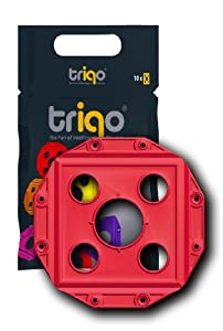 Triqo - Juego de construcción para niños de 10 Piezas (Toys 10270) Importado
