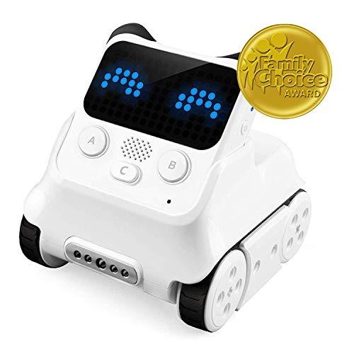 Makeblock Codey Rocky, Mint-Bildung Roboter, Programmierbar Roboter Spielzeug für Kinder, Einstieg in Programmierung, AI- und IOT-Funktion, Software-Lernen und Hardware-Erstellung