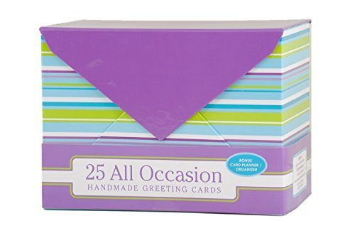 25-all-occasion-handmade-greeting-cards-in-a-reuseable-decorative-box-by-costco-english-manual
