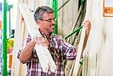 druck-shop24 Wunschmotiv: Kunde in der Holzabteilung von Baumarkt sucht Latten für Heimwerker-Projekt #123253895 - Bild hinter Acrylglas - 3:2-60 x 40 cm/40 x 60 cm