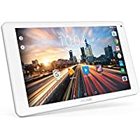 """Archos Helium 101C - Tablet, 10.1"""", 16 GB, Android 7.0, Bluetooth, Bianco"""