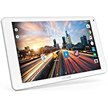 "Archos Helium 101C - Tablet, 10.1"", 16 GB, Android 7.0, Bluetooth, Bianco"