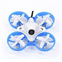 BETAFPV Beta65S Lite Micro Whoop Quadcopter Silverware Firmware Lite Brushed Flight Controller with 7X16mm 17500KV Brushed Motor