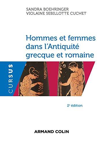 Hommes et femmes dans l'Antiquité grecque et romaine