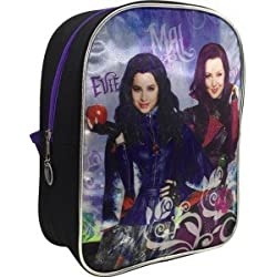 Kids Euroswan - Disney 598447FAF Mochila Junior The Descendants Medidas 30x26x6 cm. con 1 cremalleras