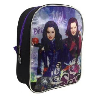 Kids Euroswan – Disney 598447FAF Mochila Junior The Descendants Medidas 30x26x6 cm. con 1 cremalleras